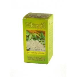 Francouzský zelený jíl EPAM tobolky