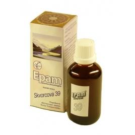 EPAM 39 Při nízkém tlaku (bez propolisu)