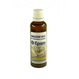 Masážní olej EPAM 40 Páteř a klouby